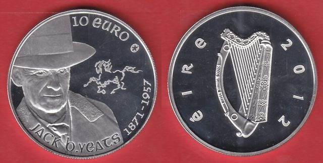 2012 Yeats Coin a