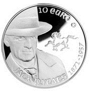 2012 Irish 10 Euro Coin Honors Creator of Chubblock Homes