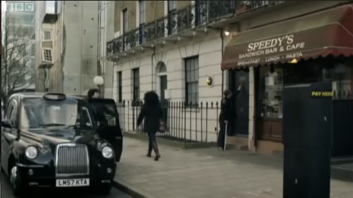 Arriving at 221B