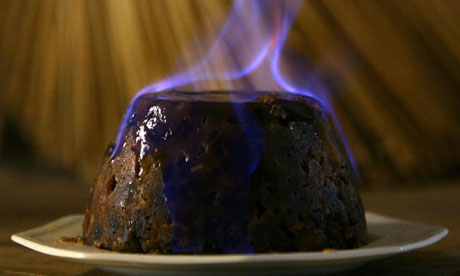 "A Victorian Recipe for Christmas ""Pud"""