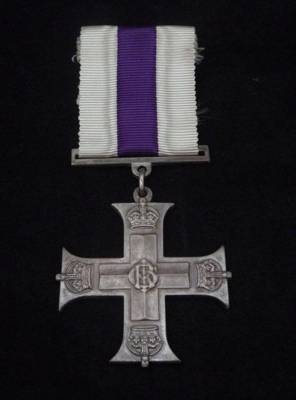 Military Cross - George V