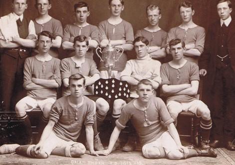 Gala Thorn FC - Doyle Cup 1912-13,