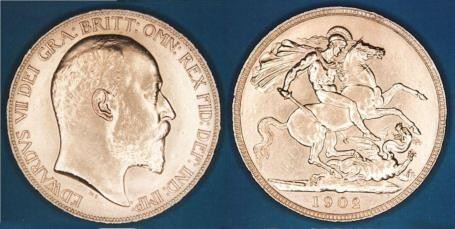 1902 Edward VII Crown
