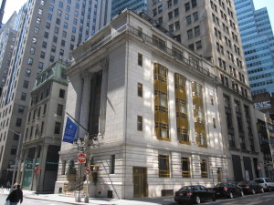 American Bank Note Co. Headquarters - 70 Broad Street, New York City