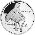 1997 IM Crown - Snowdrop