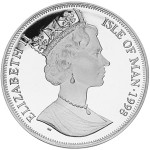 1998 IM Crown - Obverse