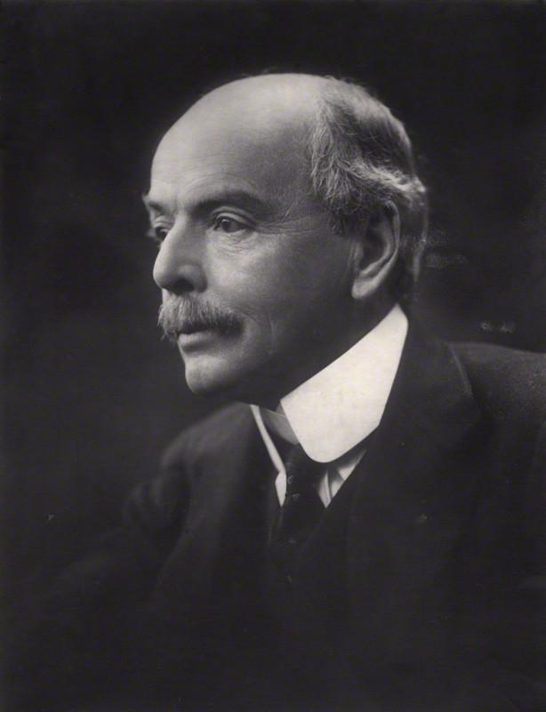 Dr. Leander Starr Jameson - National Portrait Gallery, London