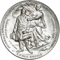 Wilhelmina Medal Rev