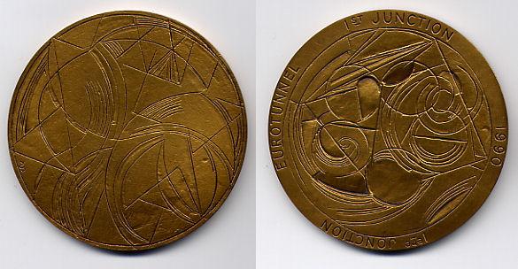 Chunnel Breakthrough Medal