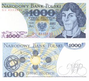 copernicus 1000z note 1982