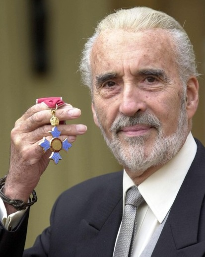 Christopher Lee Reads The Three Garridebs