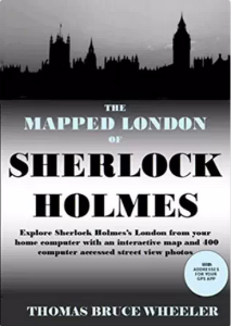 mapped london book