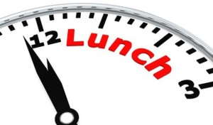3 hour lunch
