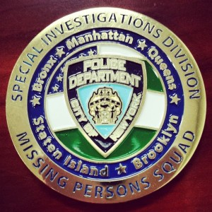 NYPD Challenge Coin Rev