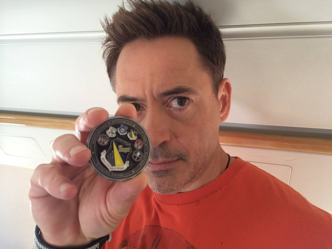 Sherlockian Related (almost!) Challenge Coin News