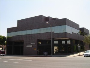 Former Headquarters Building of Superior Galleries - Beverly Hills, California
