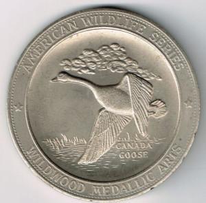 AWS Medal Obv