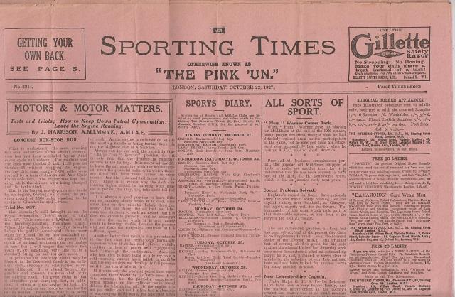 BLUE SportTimes