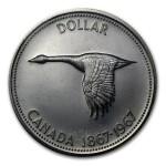 Canada 1967 Dollar