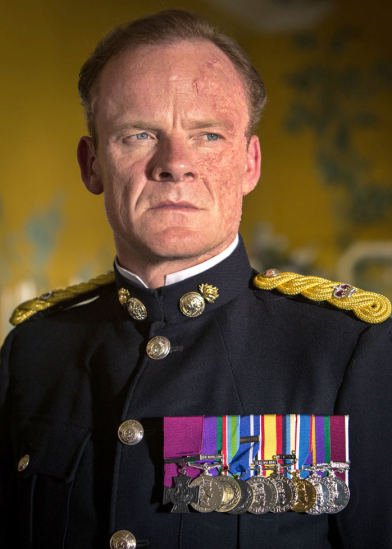 The Decorated Major Sholto