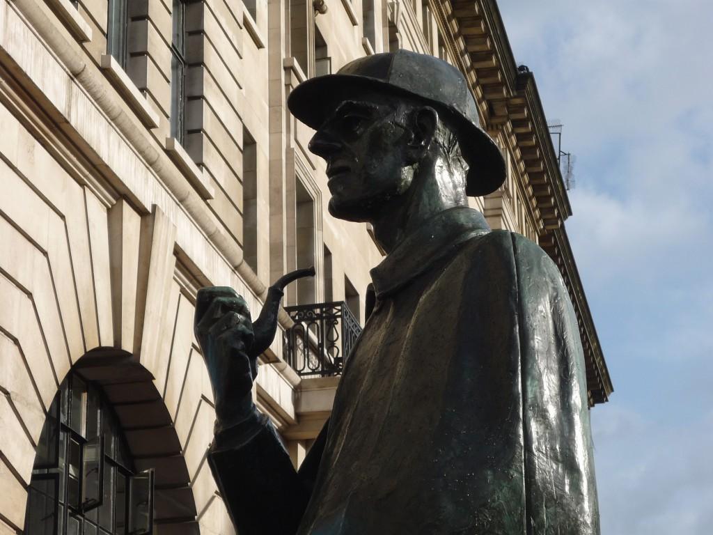 Sherlock_Holmes_Statue