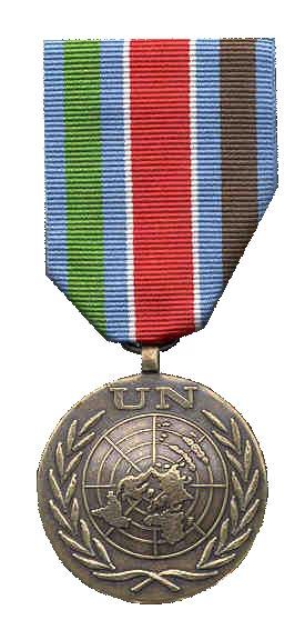 UN Croatia Medal