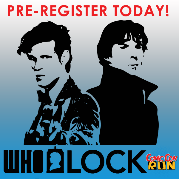 Update on the WhoLock Virtual Run Medal