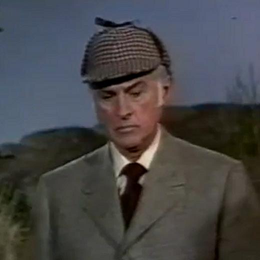 Faces of Holmes: Stewart Granger