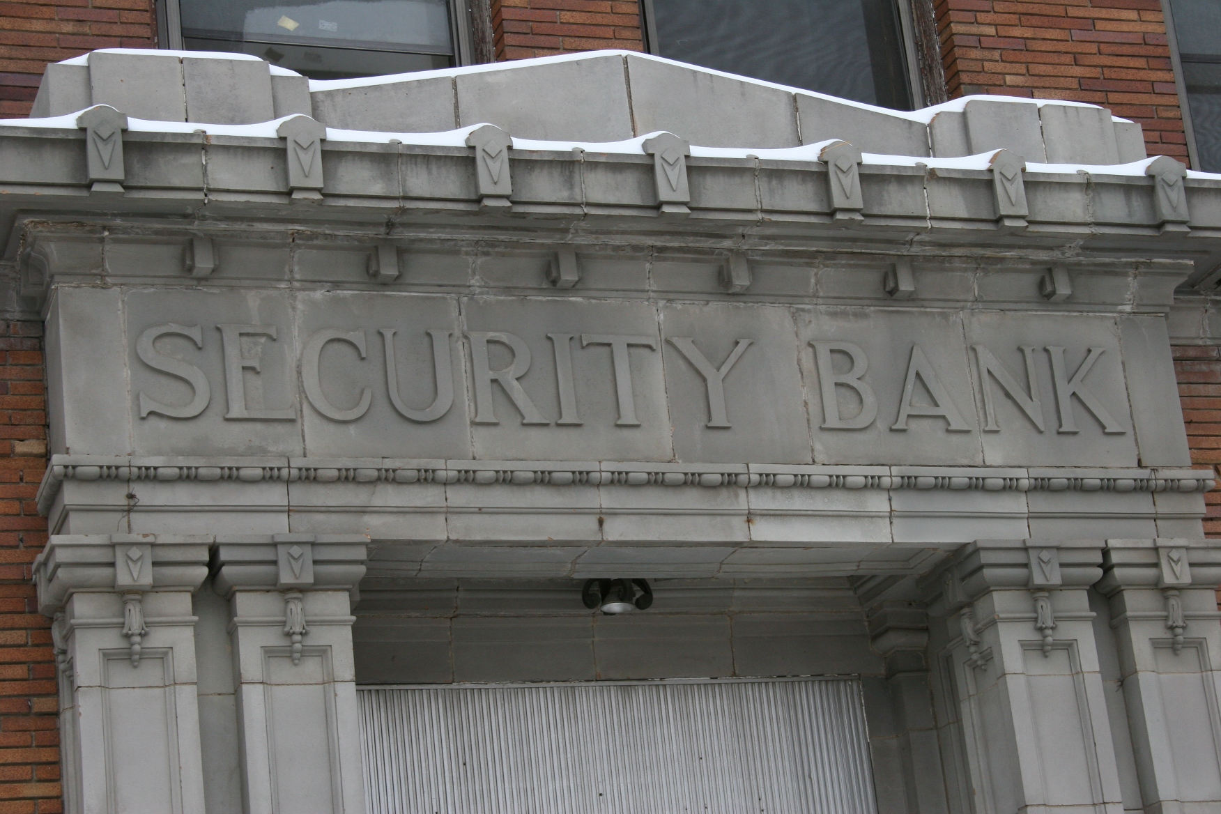 The Great Security Bank Mystery (1902)