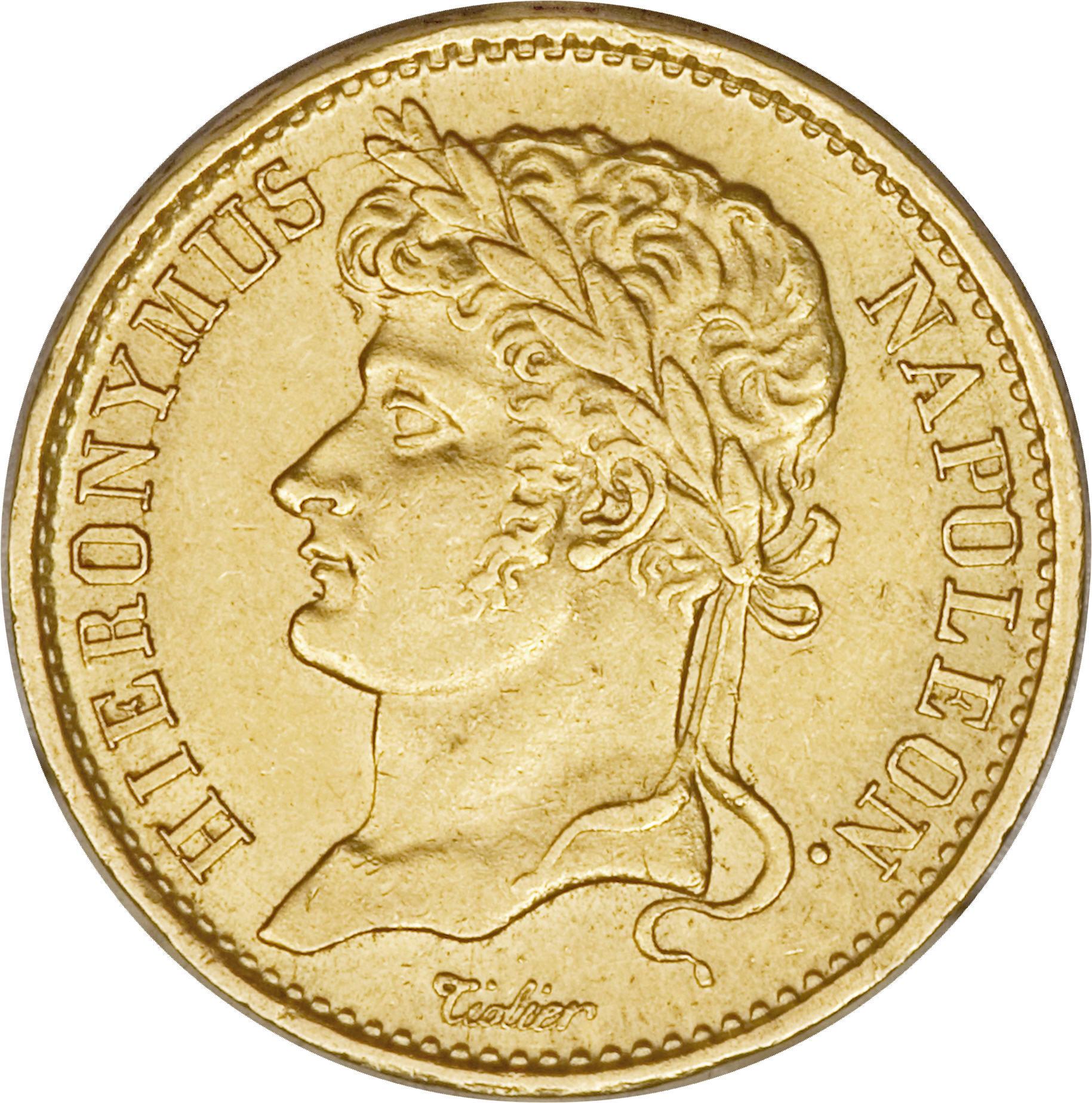 The Westphalian Coinage of Jerome I