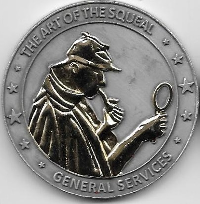Suffolk County (NY) Police Issue Sherlockian Challenge Coin