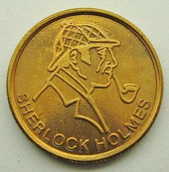 "1987 ""The Legend Lives On"" Overstruck Cents"