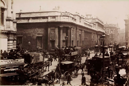 Some Links About the Bank of England
