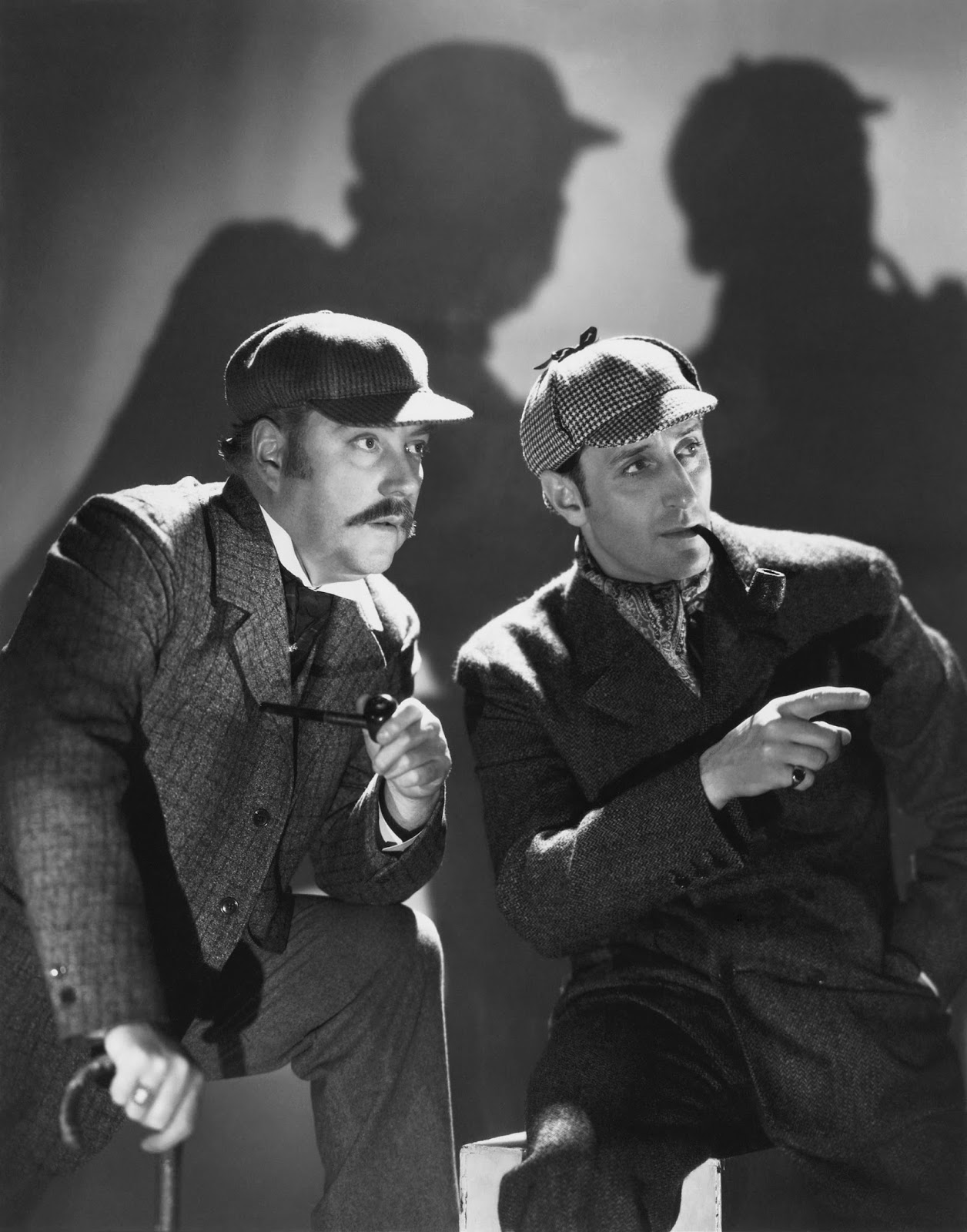 Holmes and Watson in the Great War: The Decorated Duo of Rathbone and Bruce
