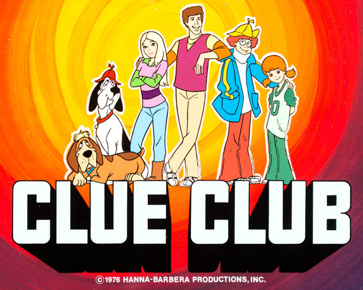 Clue Club – The Paper Shaper Caper (August 14, 1976)
