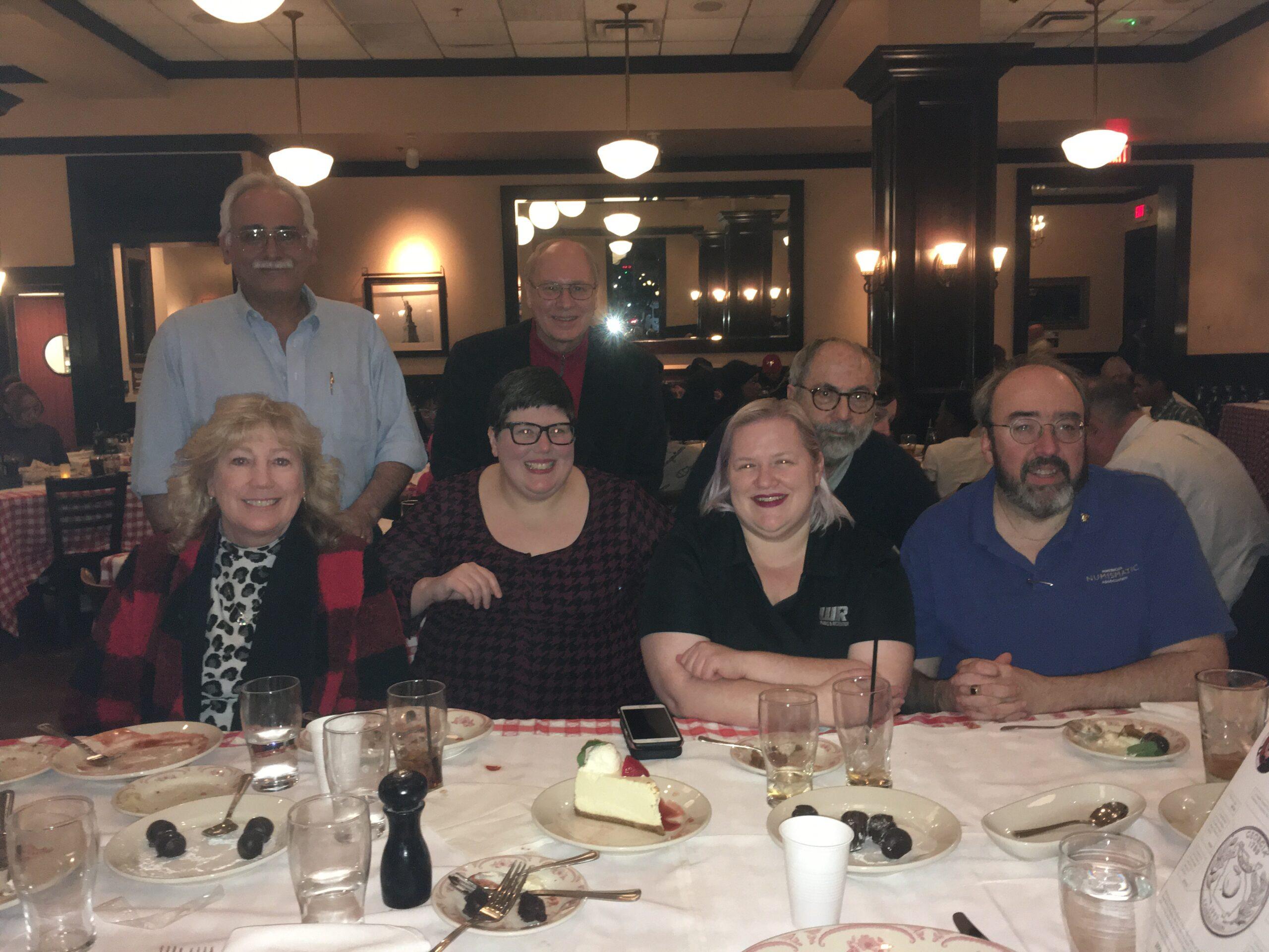 TFG Hosts Successful Dinner in Atlanta
