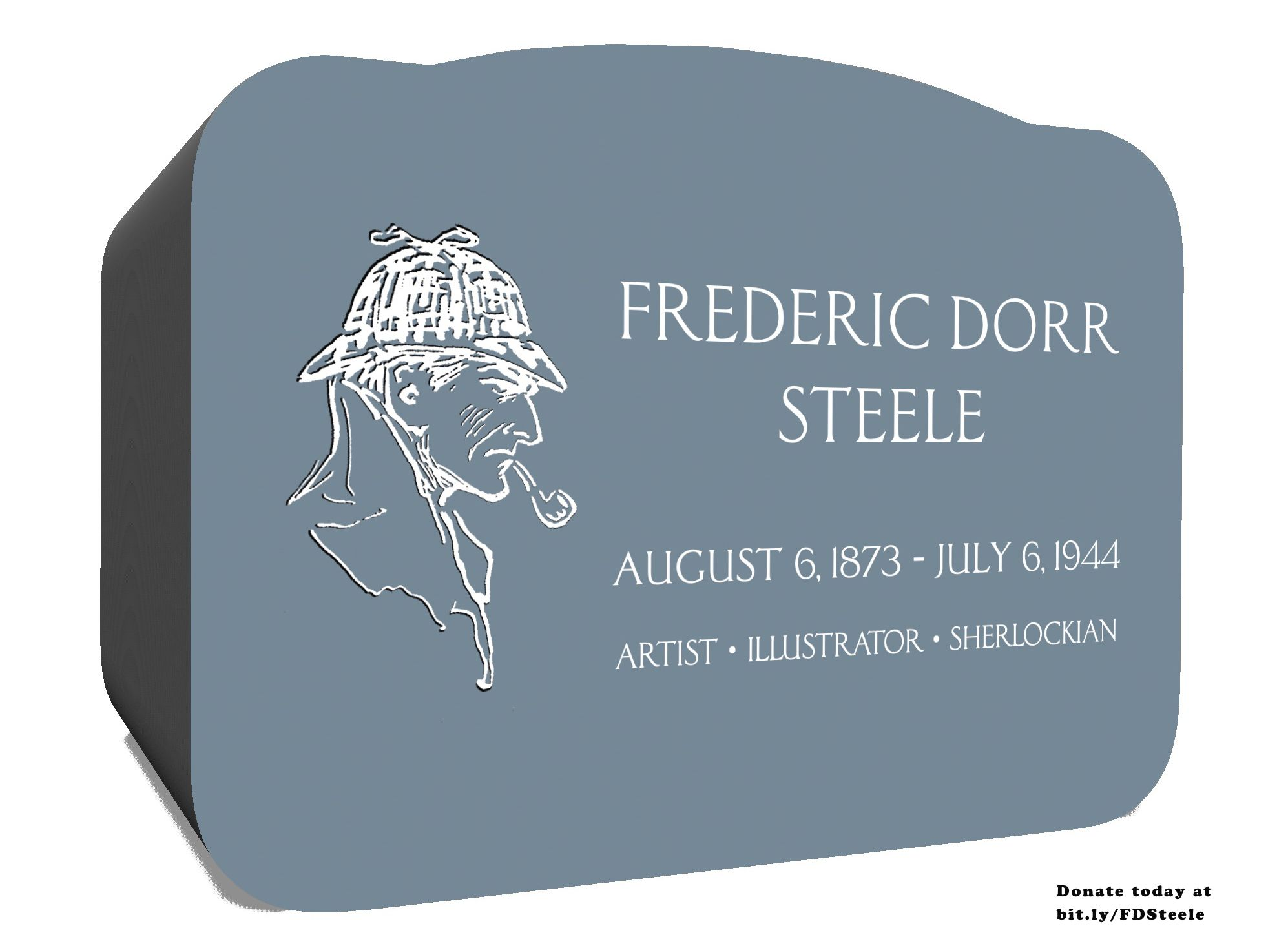Help Erect The Frederic Dorr Steele Memorial