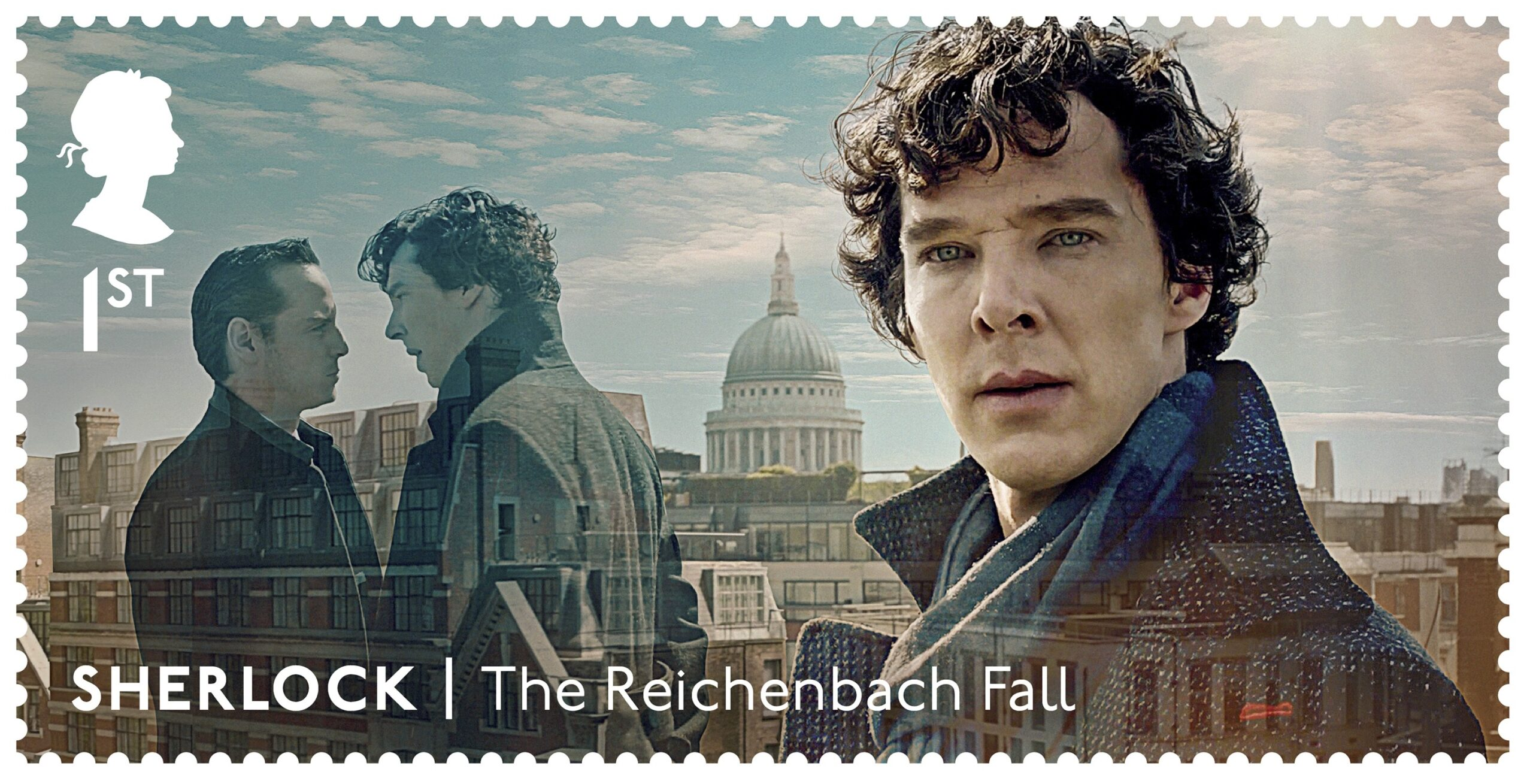 Royal Mint & Royal Mail Collaborate on Sherlockian Philatelic – Numismatic Covers