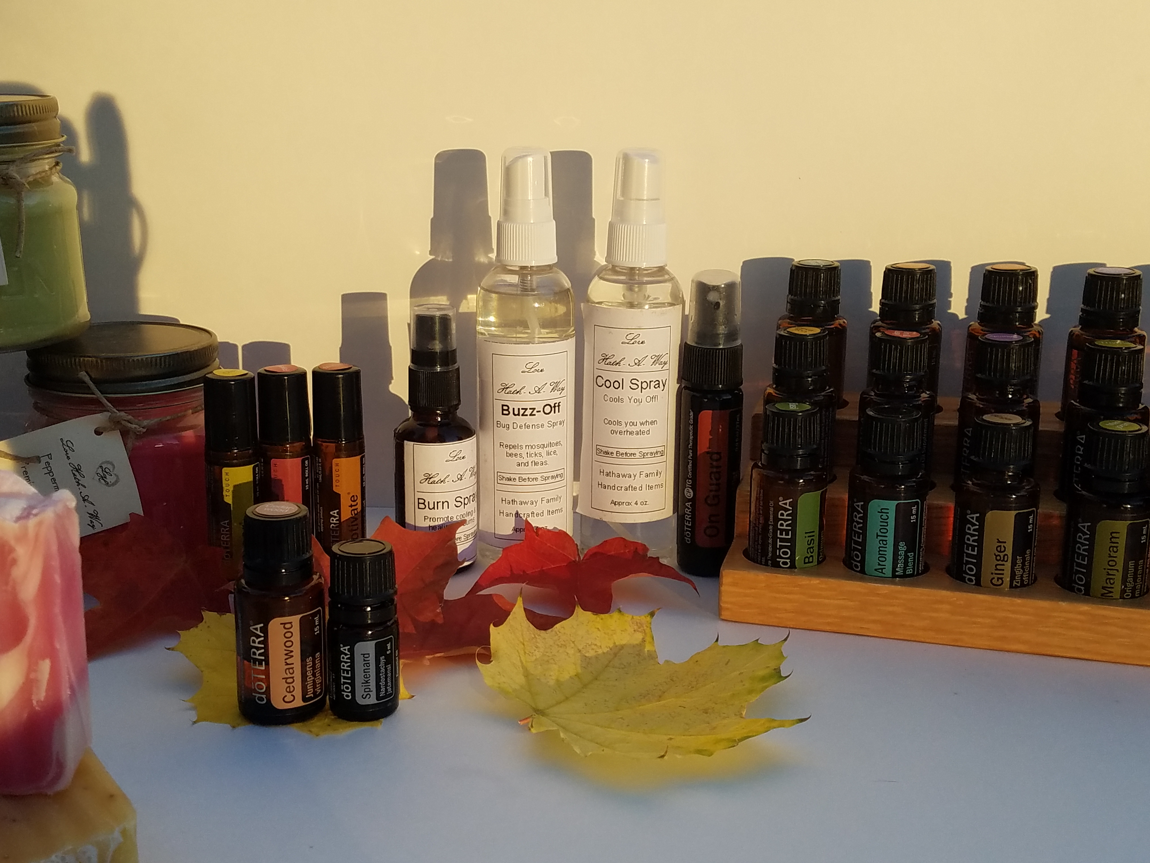 Other Essential Oil Products