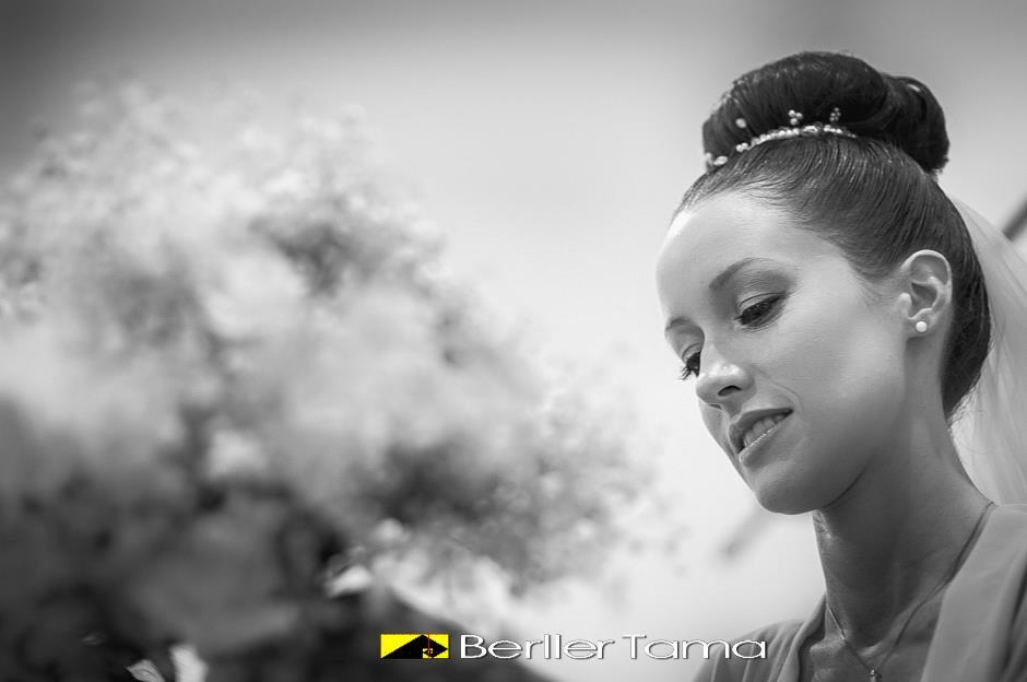 Fotos de los preparativos de los novios Guada y Matias previas a su boda por Berller Tama