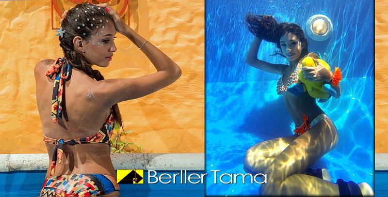 Book de Fotos, de Melina, Fotos UnderWater by Berller Tama