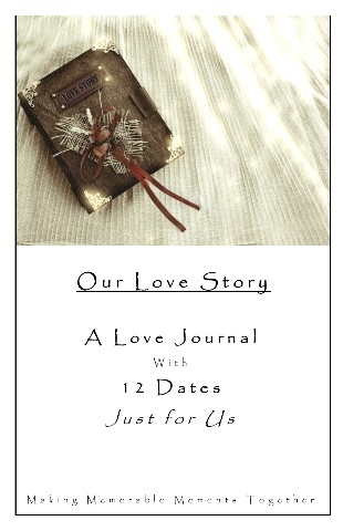 Our Love Story - Custom Love Journal Cover Option