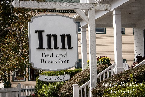 Bed and Breakfast Getaway!