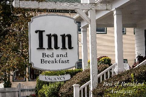Bed and Breakfast Getaway!
