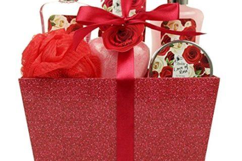 Love of Rose Spa Gift Basket