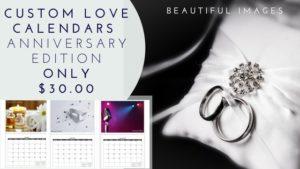 Love Calendar Anniversary Edition