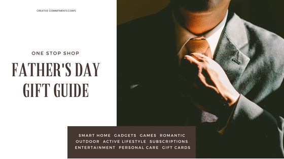 1 STOP SHOP for FATHER'S DAY