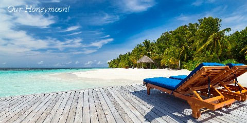 Honeymoon on the Beach!