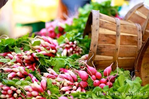 Go the Farmers Market!