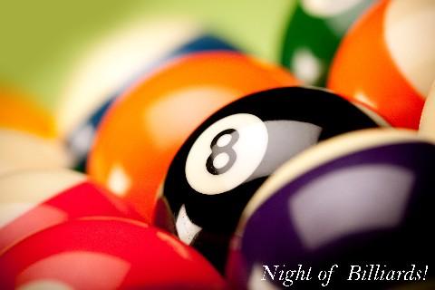 Pool / Billiards!